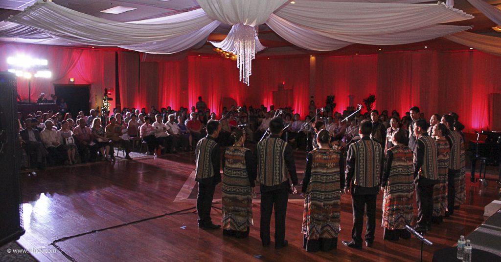 UP Concert Chorus in Tampa
