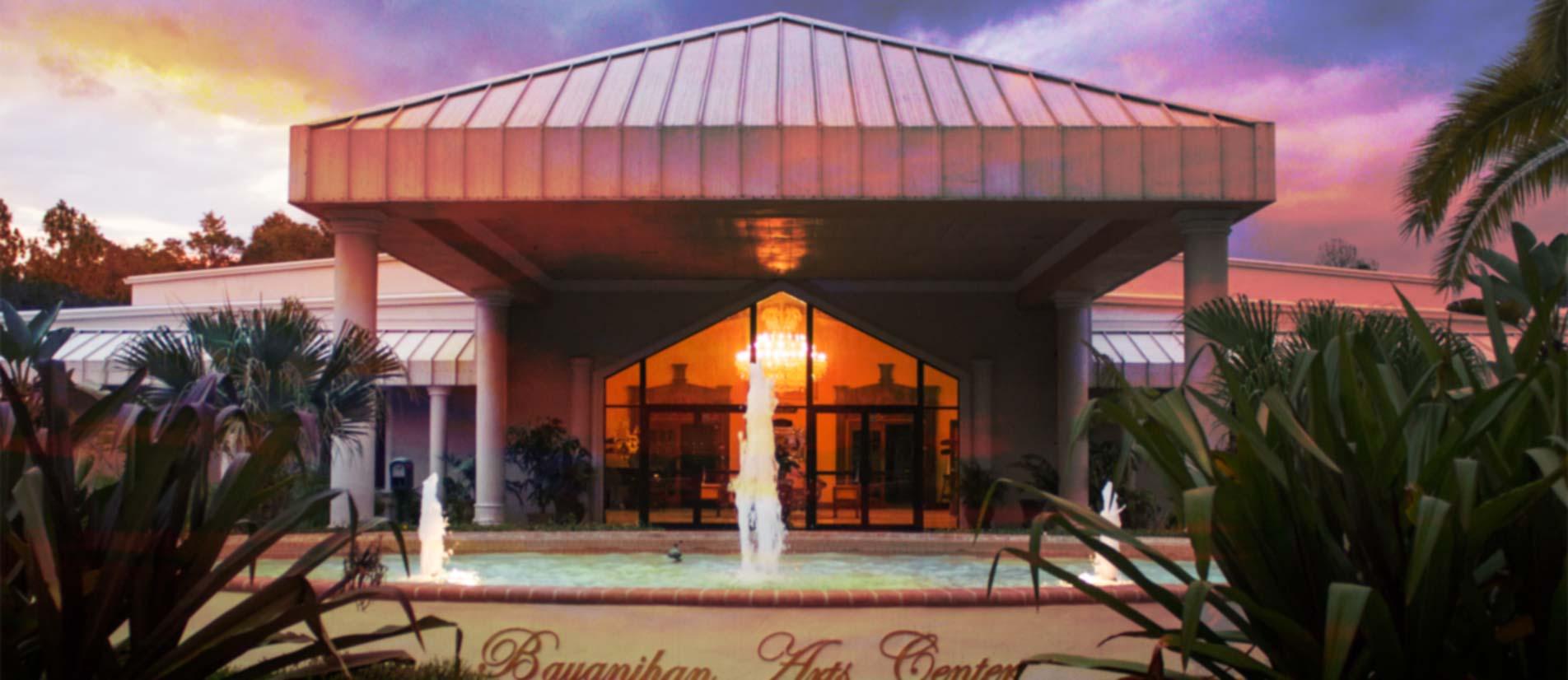 Bayanihan ARts and Events Center Facade