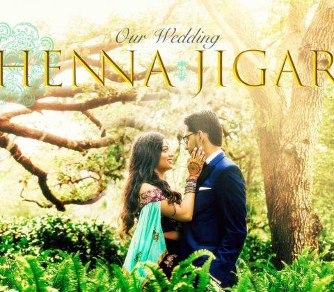 Henna and Jigar Wedding