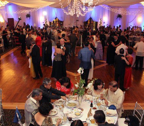 Sampaguita Ball Hall Setup at the Bayanihan Arts and Events Center as event venue in Tampa, Florida